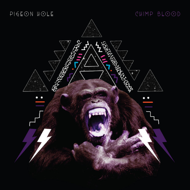 Pigeon Hole Blood Chimp Cover